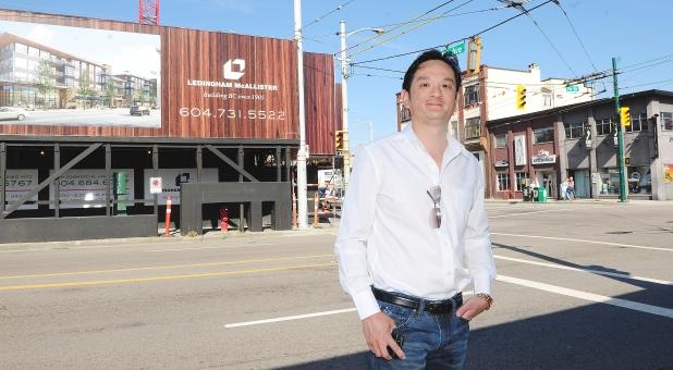 Ledingham McAllister Anchor Tenants, GVRD retail leasing, Radius Vancouver