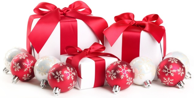 Happy Holidays, Presentation Centres Lower Mainland