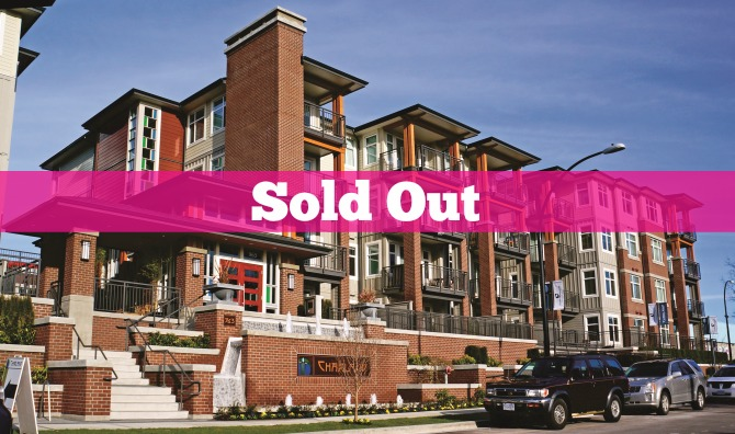 Charland Sold Out