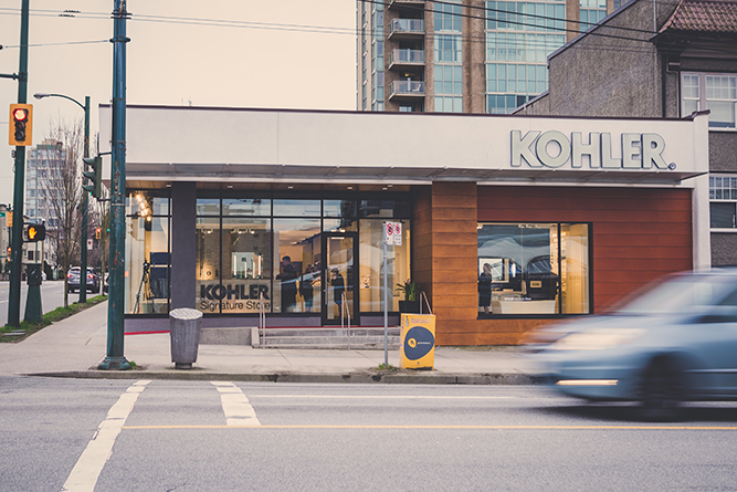 Kohler Signature Store Exterior _ Ledingham McAllister