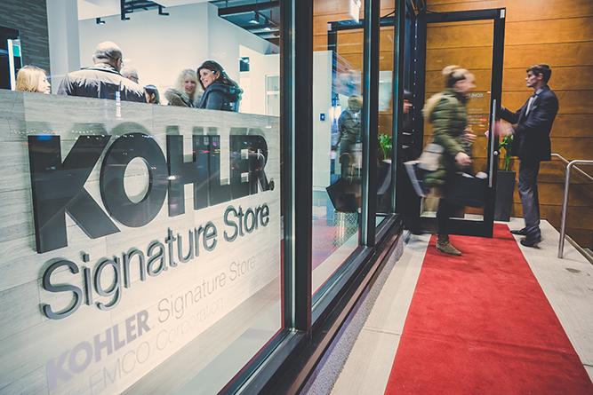 Kohler Signature Store Vancouver _ Ledingham McAllister Properties