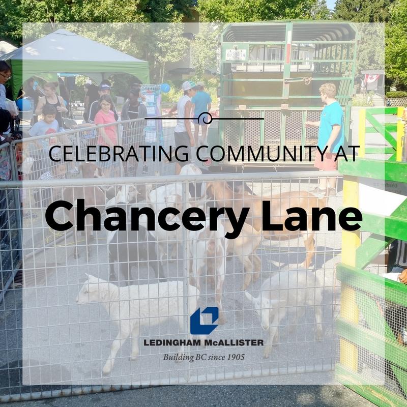 Chancery Lane Block Party Image